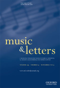 <i>Liveness in Modern Music: Musicians, Technology, and the Perception of Performance</i> by Paul Sanden (review)