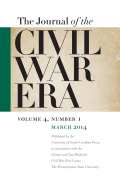 <i>The Politics of Faith during the Civil War</i> by Timothy L. Wesley (review)