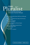 <i>Thoreau's Importance for Philosophy</i> ed. by Rick Anthony Furtak, Jonathan Ellsworth, and James D. Reid (review)