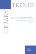 Knowledge Space Revisited: Challenges for Twenty-First Century Library and Information Science Researchers