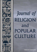 Journal of Religion and Popular Culture cover