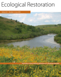 <i>Restoring Ecological Health to Your Land</i> by Steven I. Apfelbaum and Alan Haney, and: <i>The Restoring Ecological Health to Your Land Workbook</i> by Steven I. Apfelbaum and Alan Haney (review)