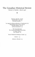 <i>The Splendid Vision: Centennial History of the National Council of Women of Canada, 1893–1993</i> by N.E.S. Griffiths (review)