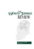 Liberal London, Home, and Henry James's Letters from the Later 1870s
