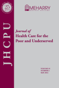 The Effect of Involvement in a Student-run Free Clinic Project on Attitudes toward the Underserved and Interest in Primary Care