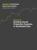 <i>Social Assistance in Developing Countries</i> by Armando Barrientos (review)