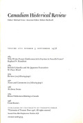 <i>The Damned Inheritance: The Soviet Union and the Manchurian Crises 1924–1935</i> by George Alexander Lensen (review)