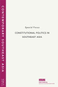 Ways of Constitution-Making in Southeast Asia: Actors, Interests, Dynamics