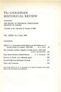 <italic>Constitutional Reason of State: The Survival of the Constitutional Order</italic> by C. J. Friedrich (review)