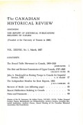 <italic>The Legislative Struggle for Church Union</italic> by Gershom W. Mason (review)