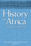 Interpreting Documentary Sources on the Early History of the Congo Free State: The Case of Ngongo Luteta's Rise and Fall