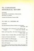 <italic>A History of Soviet Russia: The Bolshevik Revolution, 1917–1923</italic>. II. <italic>The Economic Order</italic> by Edward Hallett Carr (review)