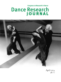 Improvisational Artistry in Live Dance Performance as Embodied and Extended Agency
