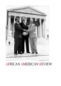 <i>Ralph Ellison and the Genius of America</i> by Timothy Parrish (review)