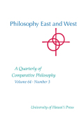 <i>The Dysfunction of Ritual in Early Confucianism</i> by Michael David Kaulana Ing (review)