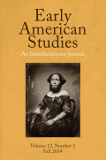Consecrated Merchants and Midnight Criers: Commercial Evangelicalism and a Jazz Theory of Gender Distinctions in Nineteenth-Century America