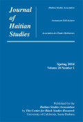 The Failure of Categories: Haitians in the United Nations Organization in the Congo, 1960–64