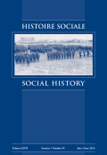 For Kin and County: Scale, Identity, and English-Canadian Voluntary Societies, 1914-1918