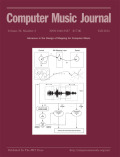 Compositional and Performance Mapping in Computer Chamber Music: A Case Study
