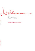 <i>La invención necesaria</i> by William Carlos Williams (review)