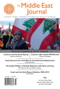 Political Instability and Conflict after the Syrian Withdrawal from Lebanon