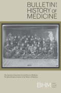 <i>First World War Nursing: New Perspectives</i> ed. by Alison S. Fell and Christine E. Hallett (review)