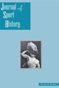 The Public Sportscaster: Docudrama, National Memory, and Sport History