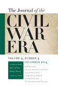 <i>Nature's Civil War: Common Soldiers and the Environment in 1862 Virginia</i> by Kathryn Shively Meier (review)