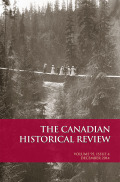 <i>Death or Deliverance: Canadian Courts Martial in the Great War</i> by Teresa Iacobelli (review)