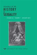 Pathologizing Male Desire: Satyriasis, Masculinity, and Modern Civilization at the Fin de Siècle
