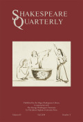 <i>Shakespeare, Trauma and Contemporary Performance</i> by Catherine Silverstone, and: <i>Shakespeare / Adaptation / Modern Drama: Essays in Honour of Jill L. Levenson</i> ed. by Randall Martin and Katherine Scheil (review)