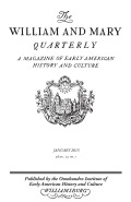 <i>Dangerous Guests: Enemy Captives and Revolutionary Communities during the War for Independence</i> by Ken Miller (review)