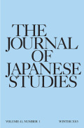 <i>Rewriting Medieval Japanese Women: Politics, Personality, and Literary Production in the Life of Nun Abutsu</i> by Christina Laffin (review)