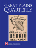 Great Plains Quarterly cover