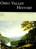 Artery and Border: The Ambiguous Development of the Ohio Valley in the Early Republic
