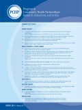 Perceived Sources of Stress and Resilience in Men in an African American Community