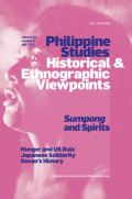<i>Sumpong</i>: Spirit Beliefs, Murder, and Religious Change among Eighteenth-Century Aeta and Ilongot in Eastern Central Luzon