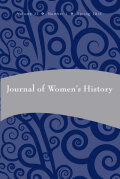 Raising Pan Americans: Early Women Activists of Hemispheric Cooperation, 1916–1944