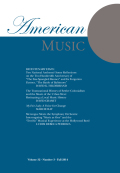 <i>Siren City: Sound and Source Music in Classic American Noir</i> by Robert Miklitsch (review)