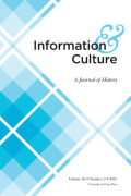 Histories of the Internet: Introducing a Special Issue of <i>Information & Culture</i>