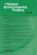 Oppose, Support, or Hedge?: Distributional Effects, Regulatory Pressure, and Business Strategy in Environmental Politics