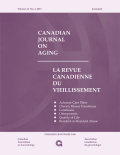 Residents' Self-Reported Quality of Life in Long-Term Care Facilities in Canada
