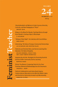 Feminine and Feminist Ethics and Service-Learning Site Selection: The Role of Empathy