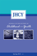 <i>The Boy Problem: Educating Boys in Urban America, 1870–1970</i> by Julia Grant (review)