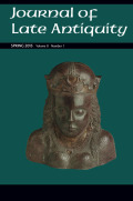 <i>Controlling Contested Places: Late Antique Antioch and the Spatial Politics of Religious Controversy</i> by Christine Shepardson (review)