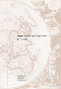 <i>Mercantilism Reimagined: Political Economy in Early Modern Britain and Its Empire</i> ed. by Philip J. Stern, Carl Wennerlind (review)