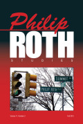 <i>Philip Roth: Fiction and Power</i> by Patrick Hayes (review)