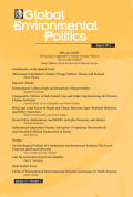 Limits of Transnational Environmental Network Governance in North America
