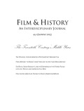 <i>First Films of the Holocaust: Soviet Cinema and the Genocide of the Jews, 1938-1946</i> by Jeremy Hicks (review)