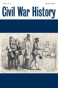<i>The Yellowhammer War: The Civil War and Reconstruction in Alabama</i> ed. by Kenneth W. Noe (review)